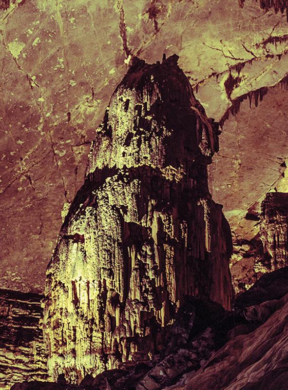Piedra fundacional de Ilán Rabchinskey